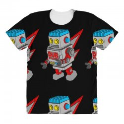 dub politics bot All Over Women's T-shirt | Artistshot