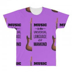 music quotes All Over Men's T-shirt | Artistshot