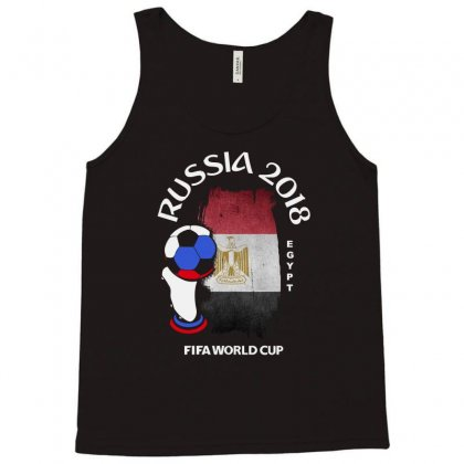 Egypt National Team Youth 2018 Fifa World Cup Tank Top Designed By Aheupote
