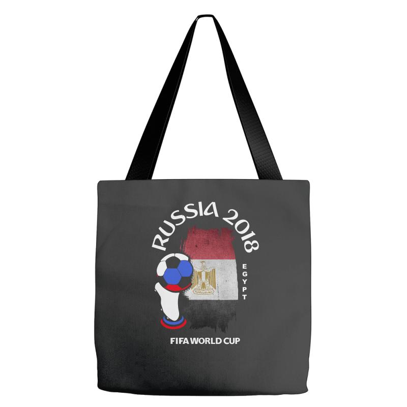 Custom Egypt National Team Youth 2018 Fifa World Cup Tote Bags By
