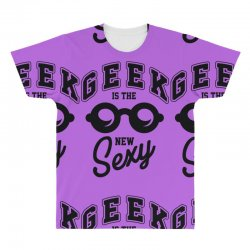 geek is the new sexy! All Over Men's T-shirt | Artistshot