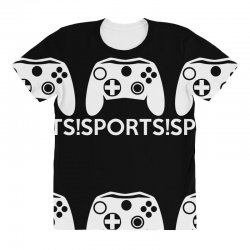 sports video games All Over Women's T-shirt | Artistshot