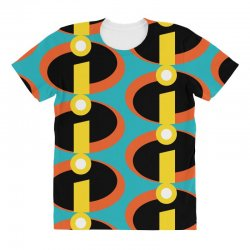 incredibles All Over Women's T-shirt | Artistshot