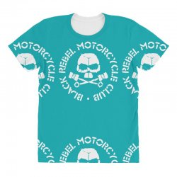 black rebel motorcycle club All Over Women's T-shirt | Artistshot
