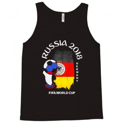 Germany National Team Youth 2018 Fifa World Cup Tank Top Designed By Aheupote