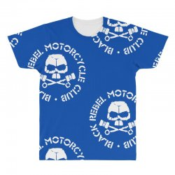 black rebel motorcycle club All Over Men's T-shirt | Artistshot