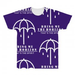 bring me the horizon that's the spirit All Over Men's T-shirt | Artistshot