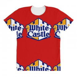 walter white castle All Over Women's T-shirt | Artistshot