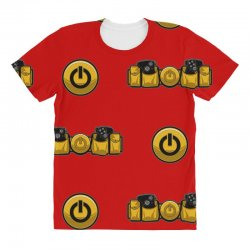 geek utility belt All Over Women's T-shirt | Artistshot