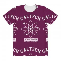 theory science All Over Women's T-shirt | Artistshot