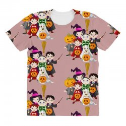 halloween All Over Women's T-shirt | Artistshot