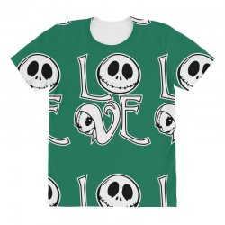love All Over Women's T-shirt | Artistshot
