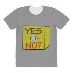 yes our no All Over Women's T-shirt | Artistshot
