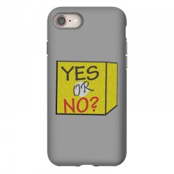 yes our no iPhone 8 | Artistshot