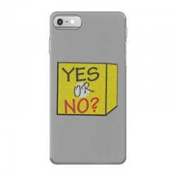 yes our no iPhone 7 Case | Artistshot