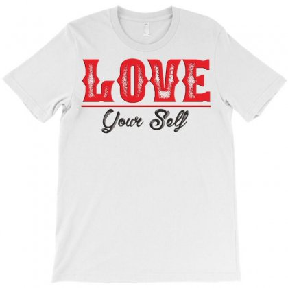 Love T-shirt Designed By Danielart