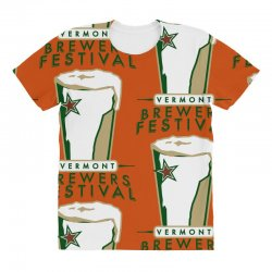 BREWERS FESTIVAL All Over Women's T-shirt | Artistshot