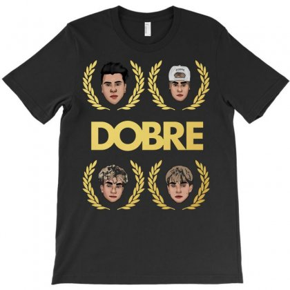 Dobre Brothers T-shirt Designed By Tabby