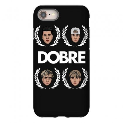 Dobre Brothers Iphone 8 Case Designed By Tabby