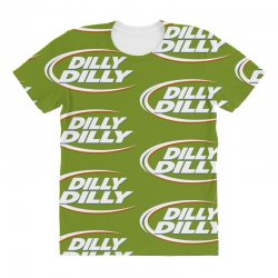 Dilly Dilly All Over Women's T-shirt | Artistshot