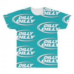 Dilly Dilly All Over Men's T-shirt | Artistshot