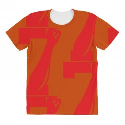 Colin Kaepernick Number 7 All Over Women's T-shirt | Artistshot