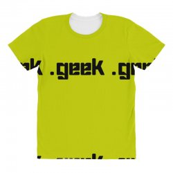 geek t shirt All Over Women's T-shirt | Artistshot