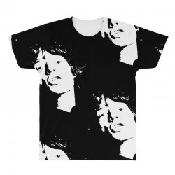 mick jagger All Over Men's T-shirt | Artistshot