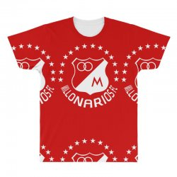 millonarios futbol All Over Men's T-shirt | Artistshot