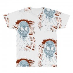 a scream of silence All Over Men's T-shirt | Artistshot