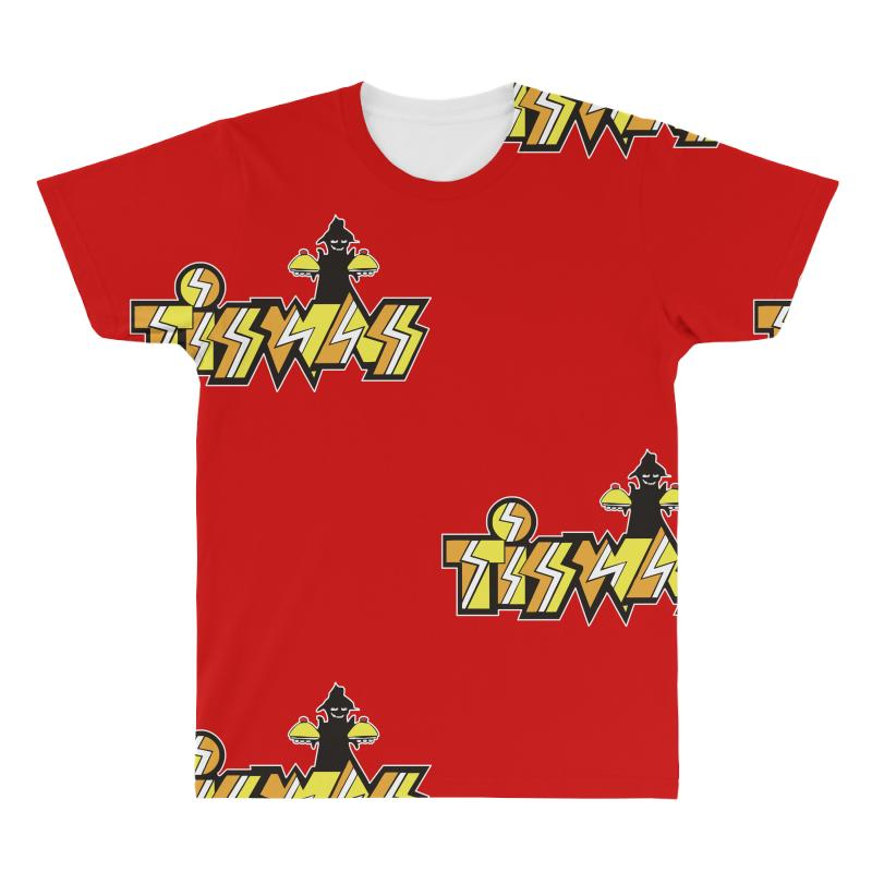 Tiswas Ideal Birthday Present Or Gift All Over Mens T Shirt