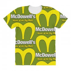 mcdowells All Over Women's T-shirt | Artistshot