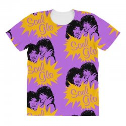 soul glo 2 All Over Women's T-shirt | Artistshot