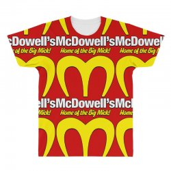 mcdowells All Over Men's T-shirt | Artistshot