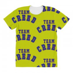 Team Creed All Over Women's T-shirt | Artistshot