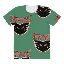 philadelphia phantoms ahl hockey sports All Over Women's T-shirt | Artistshot