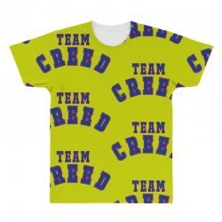 Team Creed All Over Men's T-shirt | Artistshot