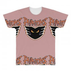 philadelphia phantoms ahl hockey sports All Over Men's T-shirt | Artistshot