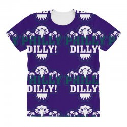 Philly Dilly All Over Women's T-shirt | Artistshot