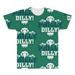 Philly Dilly All Over Men's T-shirt | Artistshot