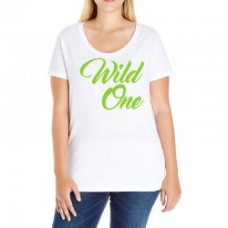Wild One Ladies Curvy T-Shirt | Artistshot