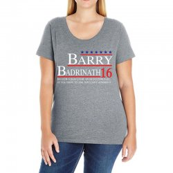 barry badrinath,beerfest,beer, barry, badrinath, broken, lizard,Funny,Geek Ladies Curvy T-Shirt | Artistshot
