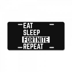 Fortnite T Shirt License Plate | Artistshot