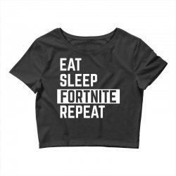 Fortnite T Shirt Crop Top | Artistshot