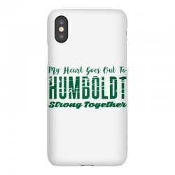 My Heart Goes Out To HUMBOLDT Strong Together iPhoneX Case | Artistshot