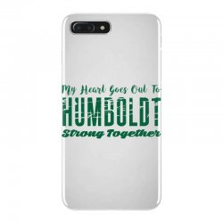 My Heart Goes Out To HUMBOLDT Strong Together iPhone 7 Plus Case | Artistshot
