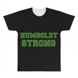 Humboldt Strong All Over Men's T-shirt | Artistshot