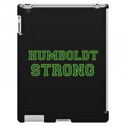 Humboldt Strong iPad 3 and 4 Case | Artistshot