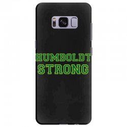 Humboldt Strong Samsung Galaxy S8 Plus Case | Artistshot