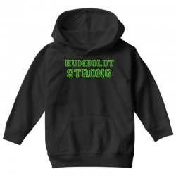 Humboldt Strong Youth Hoodie | Artistshot